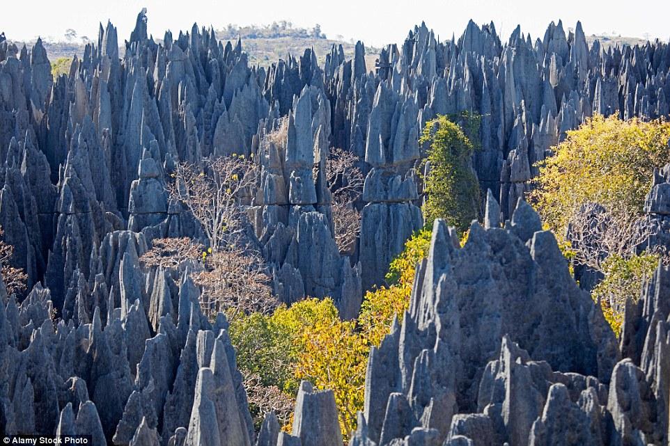 Strangest Geological